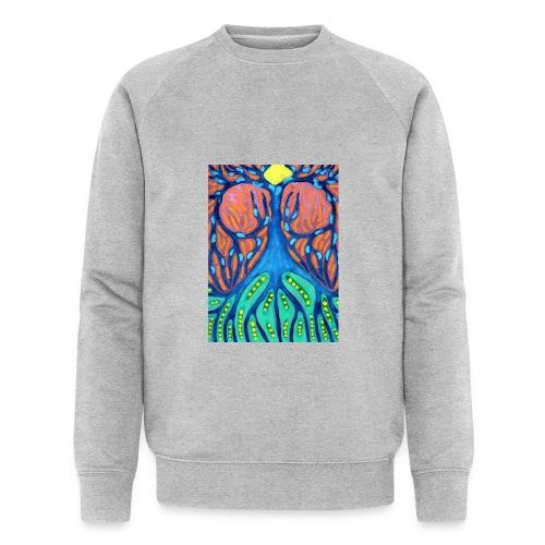 Drapiężne Drzewo - Ekologiczna bluza męska Stanley & Stella