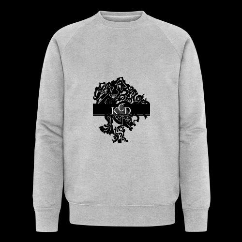 KCD Small Print - Men's Organic Sweatshirt by Stanley & Stella