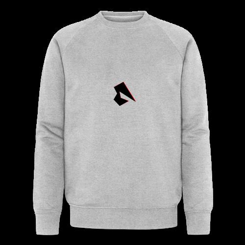 Channel Logo - Männer Bio-Sweatshirt von Stanley & Stella