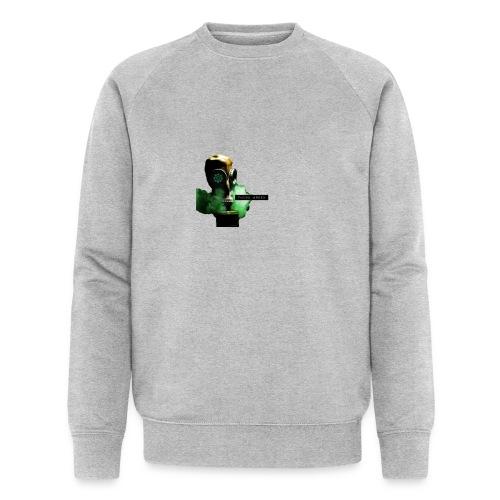 think green get lean - Men's Organic Sweatshirt by Stanley & Stella