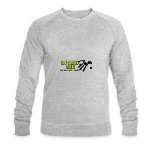 Spank me: The only way I learn - Sudadera ecológica hombre de Stanley & Stella