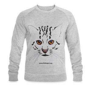viverrina 1 - Men's Organic Sweatshirt by Stanley & Stella