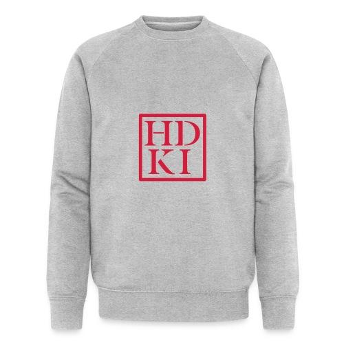 HDKI logo - Men's Organic Sweatshirt by Stanley & Stella