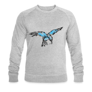 Crow Technological - Men's Organic Sweatshirt by Stanley & Stella