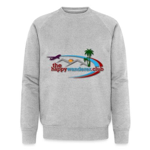 The Happy Wanderer Club - Men's Organic Sweatshirt by Stanley & Stella