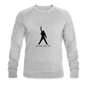 WE WILL GLOCK YOU - Männer Bio-Sweatshirt von Stanley & Stella