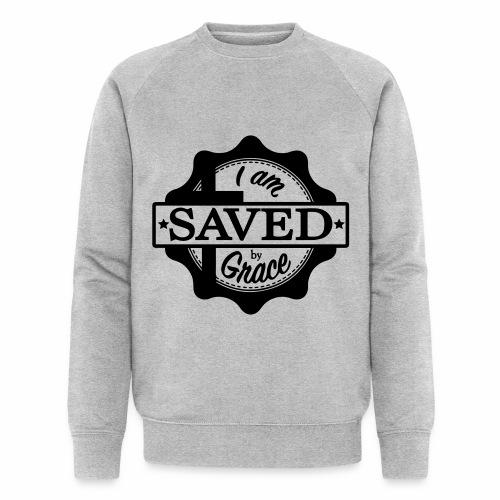 Saved by grace - Sweat-shirt bio Stanley & Stella Homme