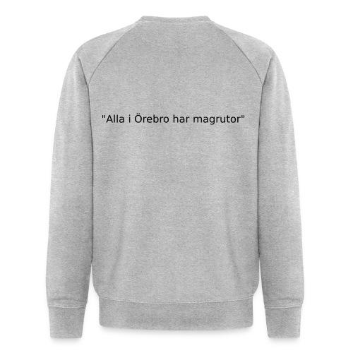 Ju jutsu kai förslag 2 version 1 svart text - Ekologisk sweatshirt herr från Stanley & Stella