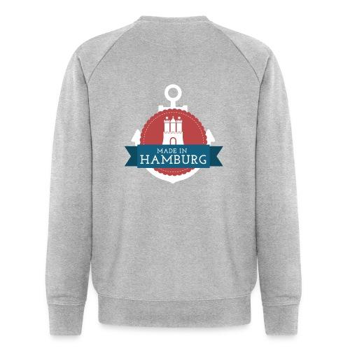 Made in Hamburg - invert - Männer Bio-Sweatshirt von Stanley & Stella