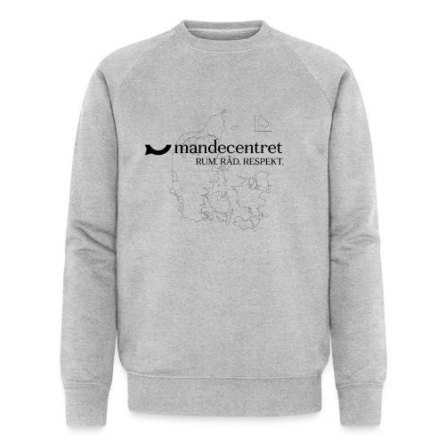 troejedesign - Økologisk Stanley & Stella sweatshirt til herrer