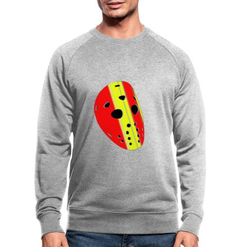 maskseelander - Männer Bio-Sweatshirt