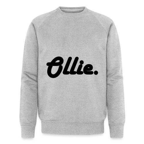Ollie Harlow Solid - Mannen bio sweatshirt