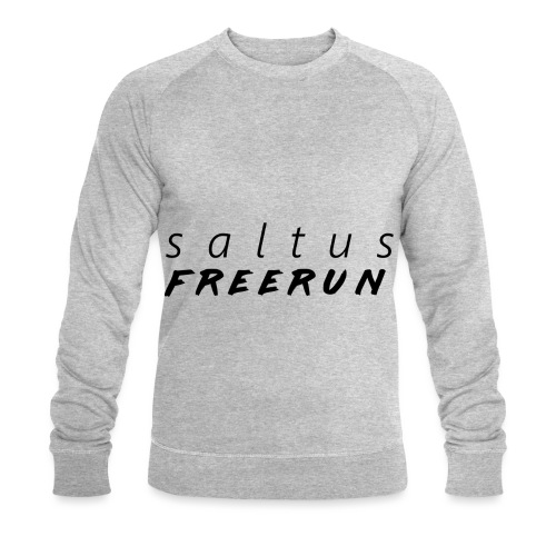 Saltus Freerun Text - Ekologisk sweatshirt herr från Stanley & Stella