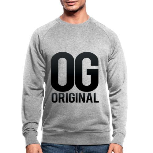 OG as original - Men's Organic Sweatshirt