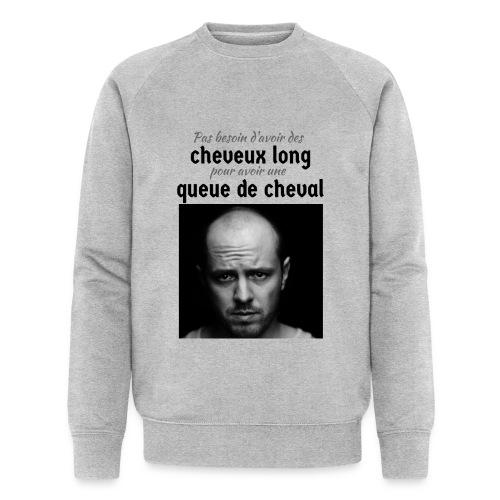 Humour Chauve ! - Sweat-shirt bio Stanley & Stella Homme
