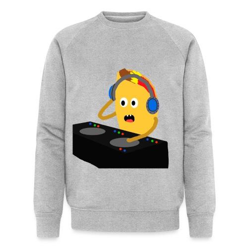 DJ Taco - Økologisk sweatshirt for menn fra Stanley & Stella