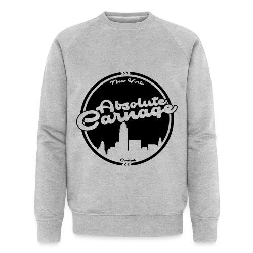 Absolute Carnage - Black - Men's Organic Sweatshirt