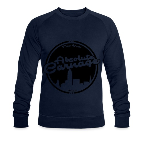 Absolute Carnage - Black - Men's Organic Sweatshirt by Stanley & Stella