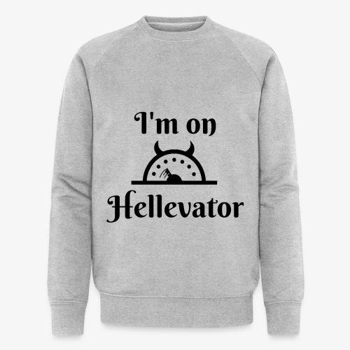 I'm on hellevator - Sweat-shirt bio Stanley & Stella Homme