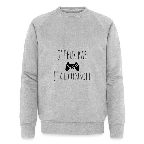 J'peux pas J'ai Console - Sweat-shirt bio