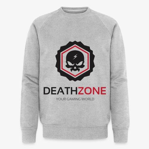 DeathZone Logo Avatar - Ekologiczna bluza męska Stanley & Stella