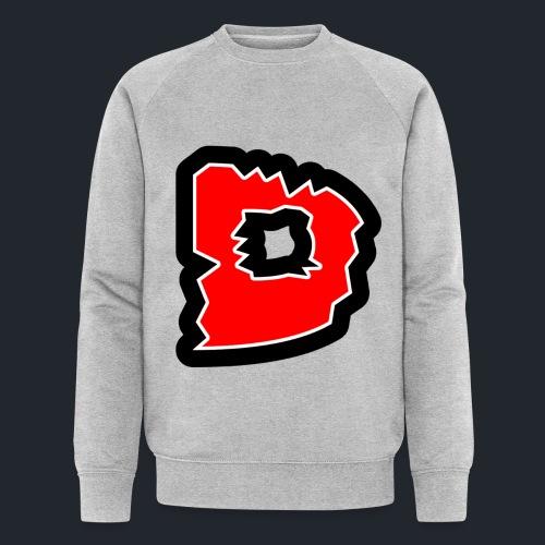 logo - Mannen bio sweatshirt