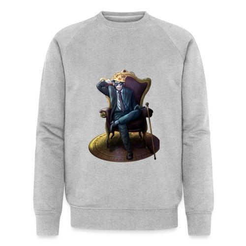 Bitcoin Monkey King - Gamma Edition - Männer Bio-Sweatshirt von Stanley & Stella
