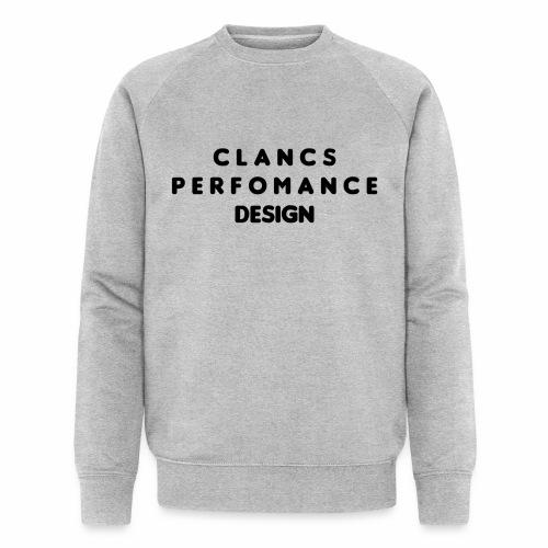 Clancs Perfomance New design - Ekologisk sweatshirt herr