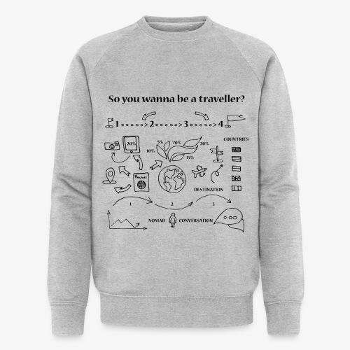 nomad - Men's Organic Sweatshirt