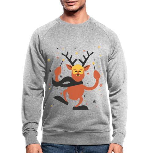 Oh Deer! - Men's Organic Sweatshirt