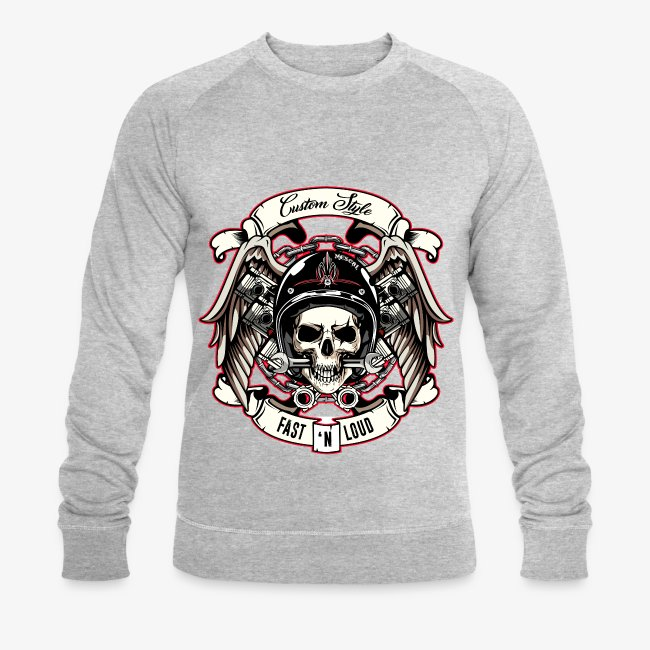 Custom Style with Skull by Mescal