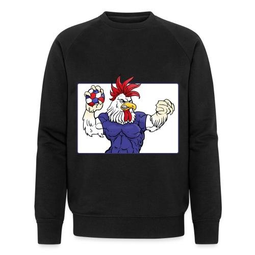 L'EQUIPE - Handball EURO 2018 in Croatia - Men's Organic Sweatshirt