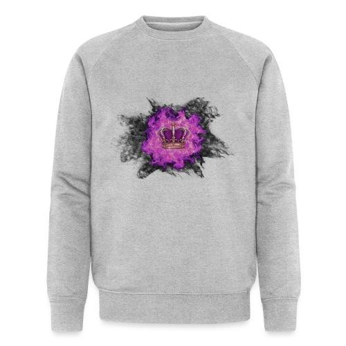 Fire Crown - Sweat-shirt bio