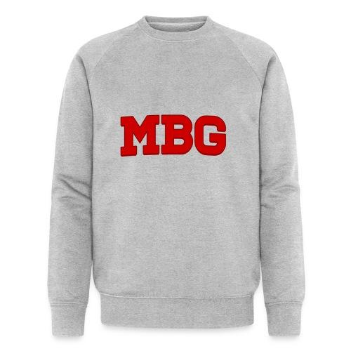 MBG - Mannen bio sweatshirt