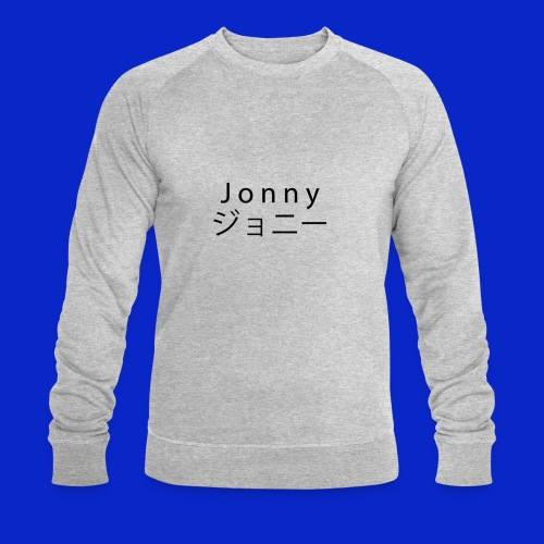 J o n n y (black) - Men's Organic Sweatshirt by Stanley & Stella