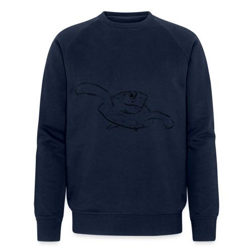 Turtle - Men's Organic Sweatshirt by Stanley & Stella
