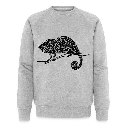 Chameleon - cameleon - Sweat-shirt bio