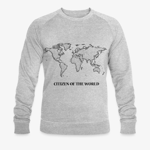 citizenoftheworld - Men's Organic Sweatshirt by Stanley & Stella