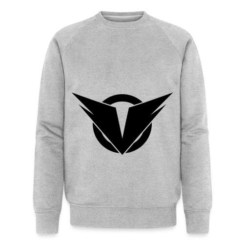 Vintry Logo on back - Männer Bio-Sweatshirt