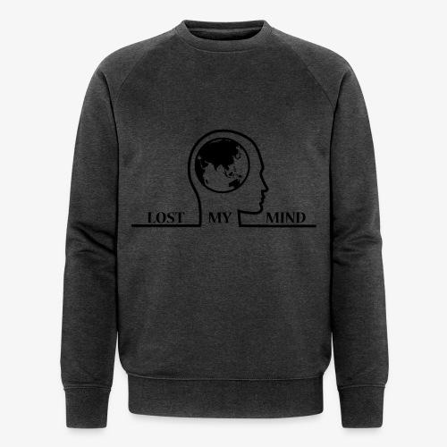 LOSTMYMIND - Men's Organic Sweatshirt by Stanley & Stella