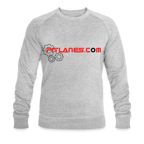 PITLANES LOGO COGS 2017 - Men's Organic Sweatshirt by Stanley & Stella