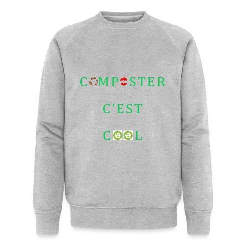 Composter C'est Cool - Sweat-shirt bio