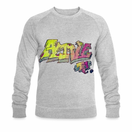 ALIVE TM Collab - Men's Organic Sweatshirt by Stanley & Stella