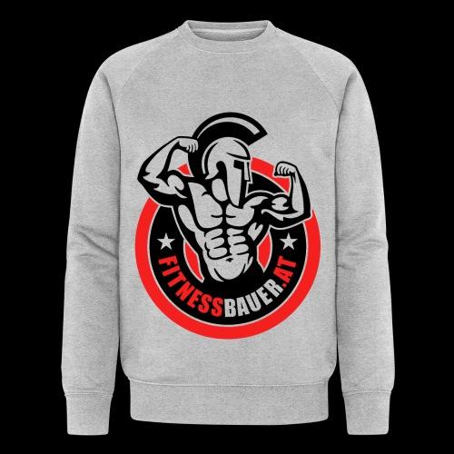FitnessBauer von Max - Männer Bio-Sweatshirt von Stanley & Stella
