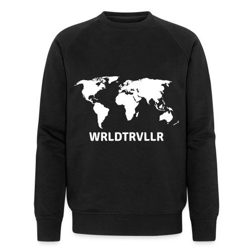 Worldtraveller - Männer Bio-Sweatshirt von Stanley & Stella