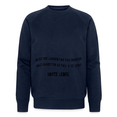 Punchline de Hayce lemsi - Sweat-shirt bio Stanley & Stella Homme