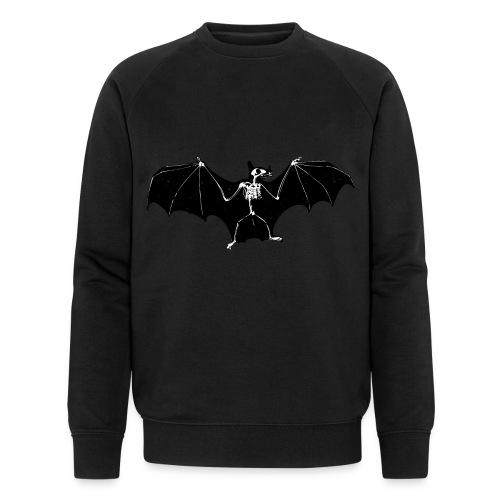 Bat skeleton #1 - Men's Organic Sweatshirt by Stanley & Stella