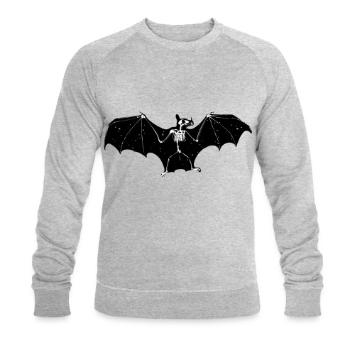 Bat skeleton #1 - Men's Organic Sweatshirt by Stanley & Stella