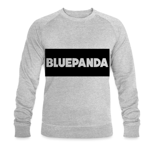 BLUE PANDA - Men's Organic Sweatshirt by Stanley & Stella