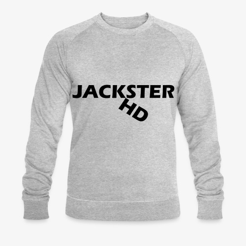 jacksterHD shirt design - Men's Organic Sweatshirt by Stanley & Stella